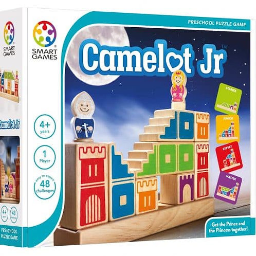 Camelot JR – Brainteaser Puzzle