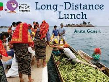 Long-distance Lunch  Paperback By  Anita Ganeri