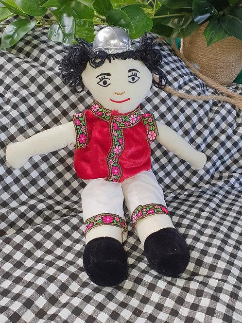 Modern Chinese Doll