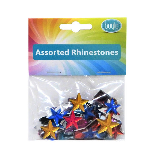 Rhinestones 25gram Packet