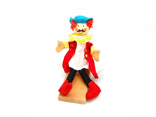 Mangiafuoco Hand Puppet