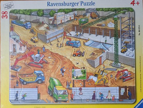 Ravensburger Construction Puzzle