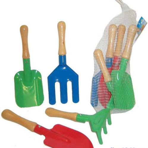 Garden Tool Set 4 Pieces