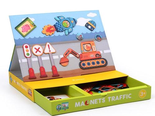 Magnets Traffic