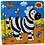 Thumbnail: 9pc Safari Animal Puzzle