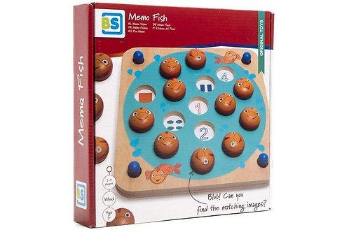 BS Toys - Memo Fish