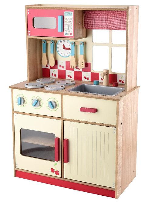 Wooden Delux Play Kitchen
