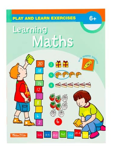 Gillian Miles | Activity Books | Play and Learn