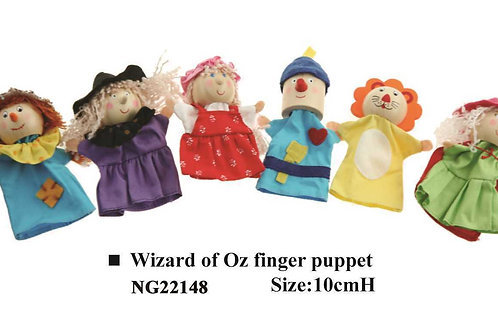 Finger Puppets Set of 5