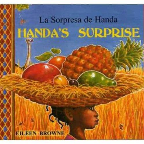 Handa's Surprise BILINGUAL BOOK