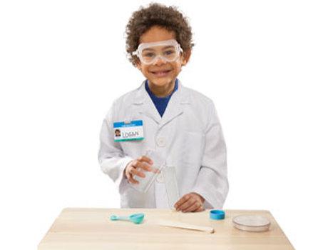 Scientist Costume Set