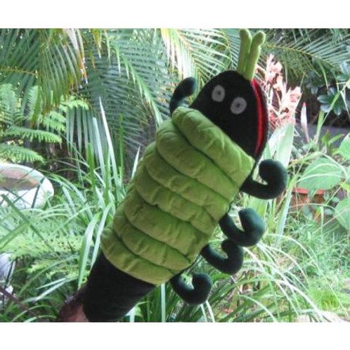 Caterpillar Hand Puppet