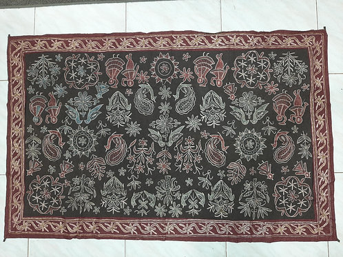 Embroidered Table Cloth/ Wall Hanging