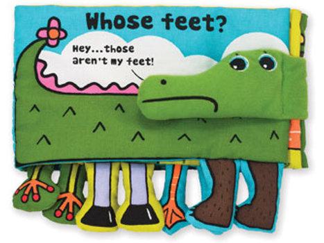 M&D - Whose Feet?