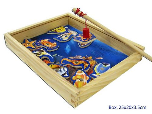 Magnetic Fishing Game  Box