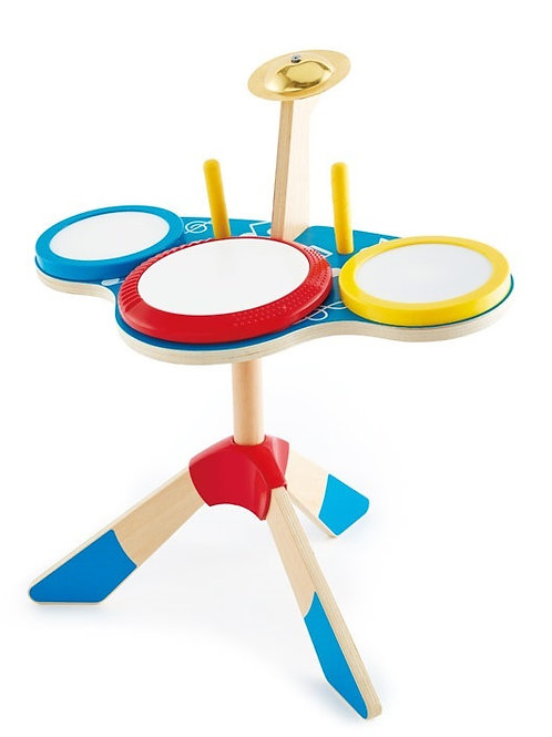 Hape Drum & Cymbal - Music Set