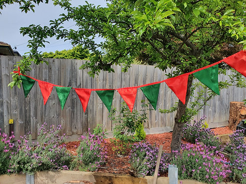 Triangular Bunting