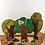 Thumbnail: Australian 9 chunky  Native  Wildlife and 3 Landscape trees with platform