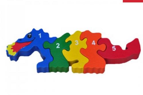 1-5 Dragon Puzzle