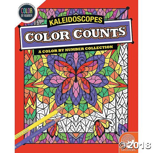 Colour Counts Kaleidoscopes