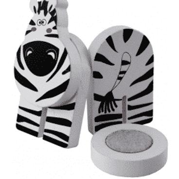 3D Zebra Animal Puzzle