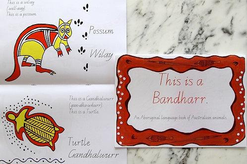 Indigenous Easy Reader - This is a Bandhaar