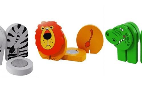 3D Animal Puzzles