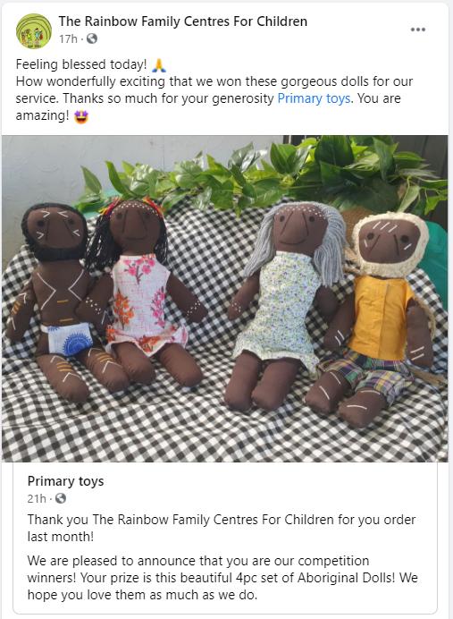 Aboriginal Dolls
