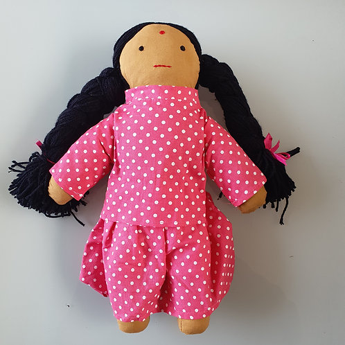Indian Girl Doll