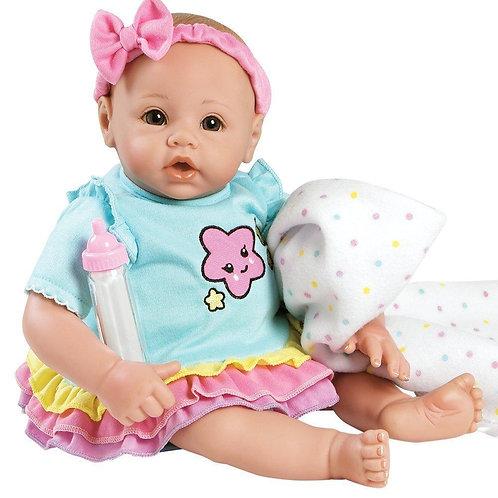 "BABYTIME BABY | RAINBOW 16"" ADORA"