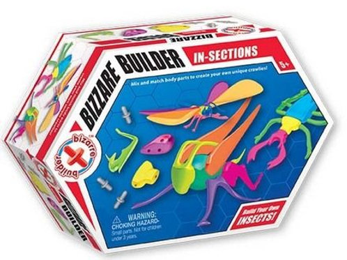 Bizzare Builder - In-Sections - Insects