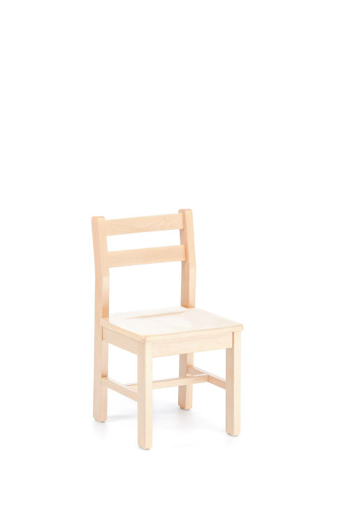 Natural Wooden Chair Classic C1 Toddler