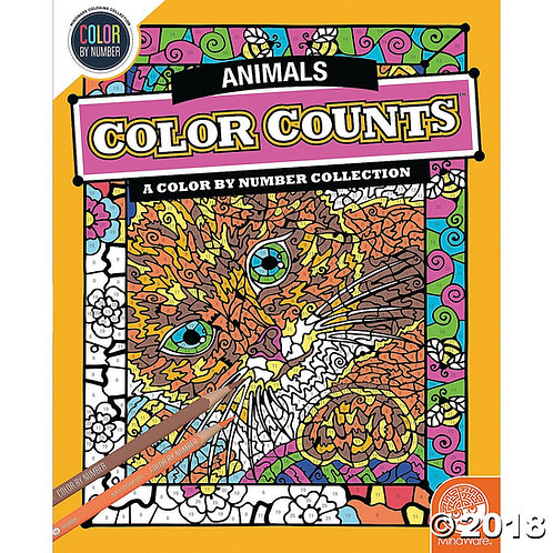 Colour Counts: Animals