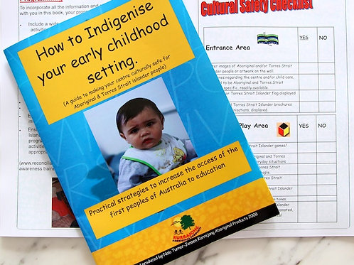 How to Indigenise Your Early Childhood Setting