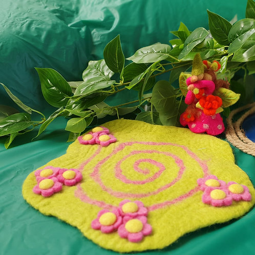 Landing Pad for Fairy Play Mat