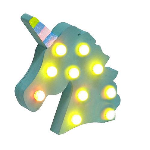 Light up Unicorn Head