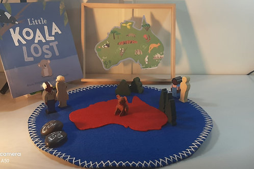Australian Playmat