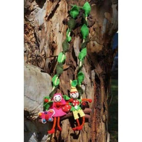 The Fairy and Elf Swing