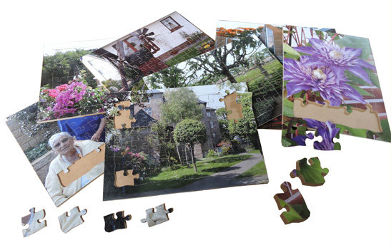 Custom Puzzles for Aged, Disability, & Childcare services