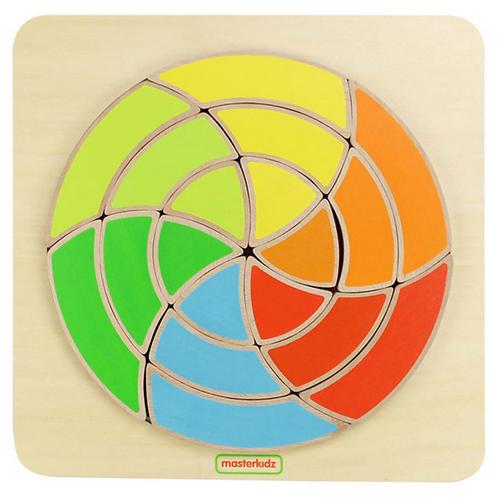 Spiral Wheel Board