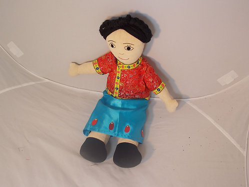 Contemporary 'Chinese' Doll