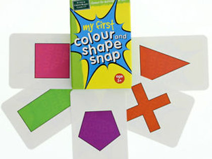 My First Colour and Shapes Snap