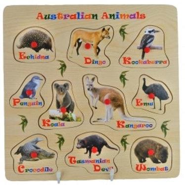 Australian Animal Puzzle