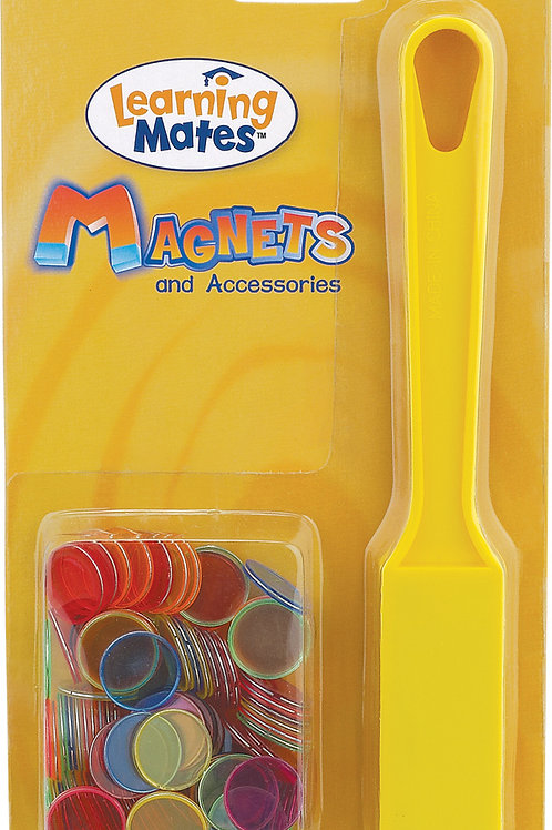 "8"" Magnetic Wand & 100 Magnetic Chips"