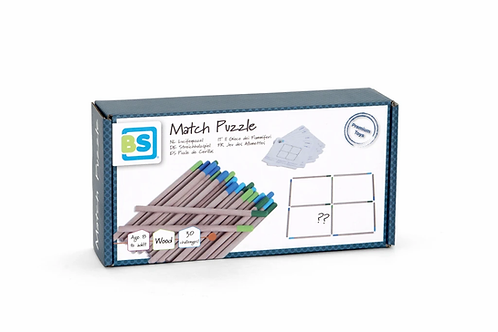 BS Toys - Puzzle Match