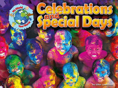 Celebrations And Specials days Book