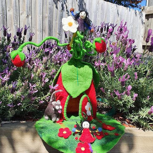 Strawberry Fairy Home