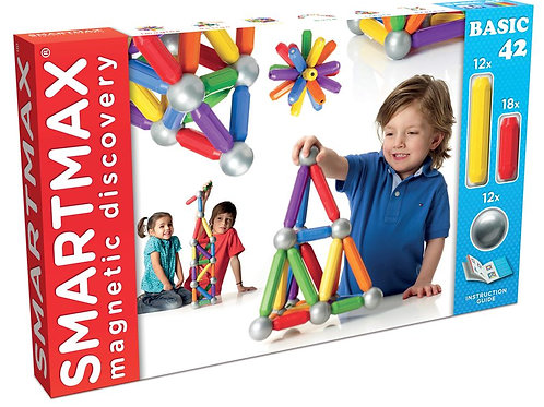 SmartMax 42 Piece try me (Magnetic)