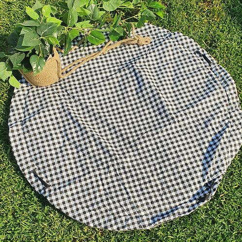 Circular Baby Blanket/Changing Mat