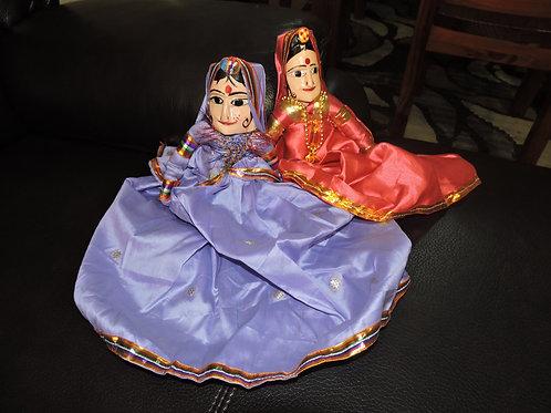 Raja Rani - Prince & Princess String Puppets